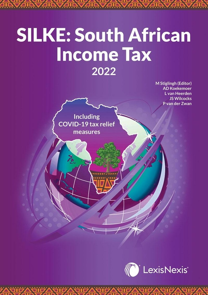 SILKE: South African Income Tax 2020 (CTA/ACCA F6/P6)