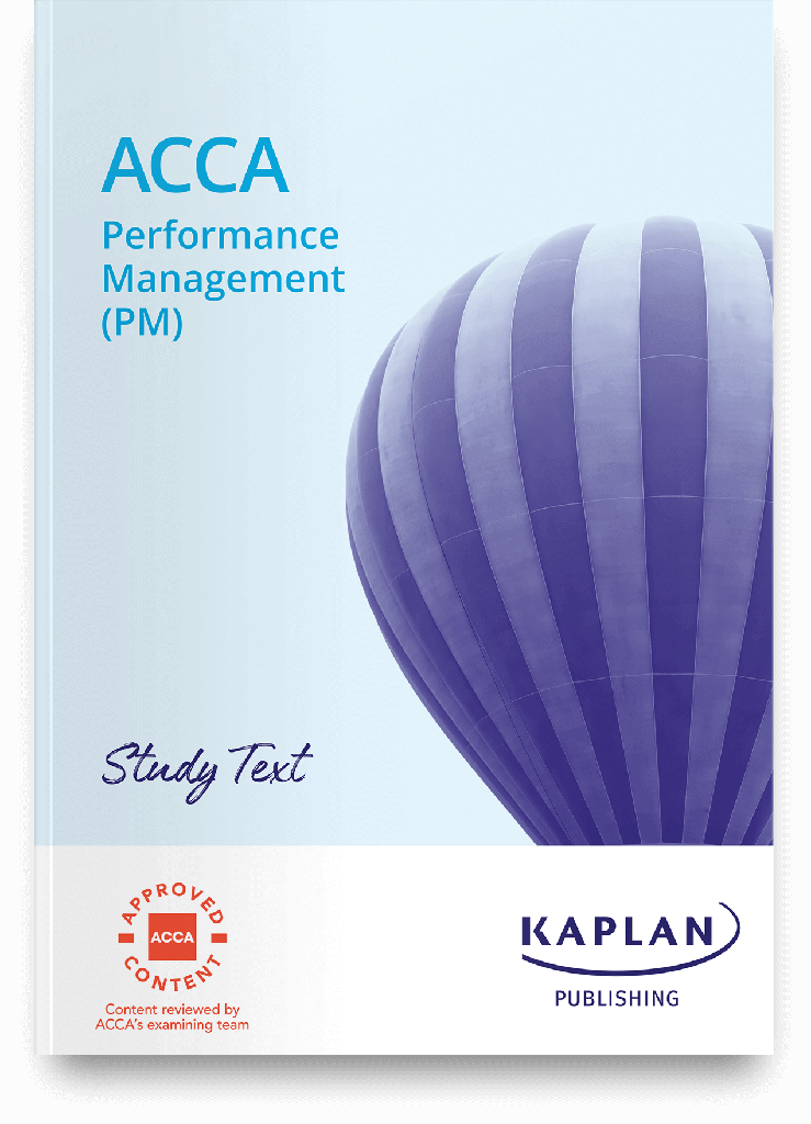 Performance Management PM Study Text 2021
