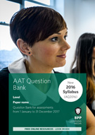 AAT Optional Personal Tax FA2016 Level 4 Question Bank