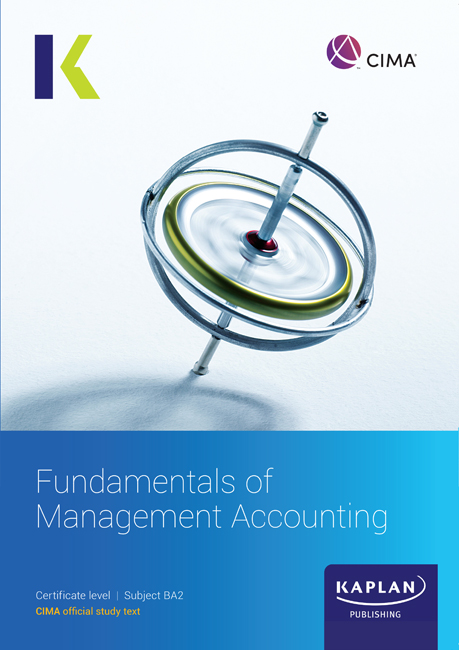 CIMA (eBook)Fundamentals of Management Accounting (BA2) Exam Practice Kit