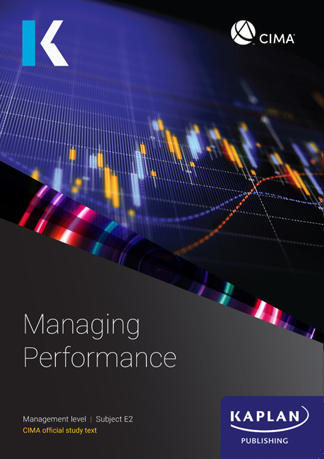 CIMA (eBook) Managing Performance E2 Study Text