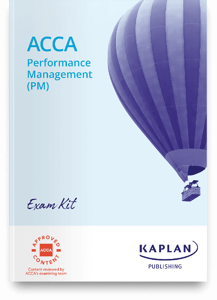 (eBook) Performance Management (PM) Exam Practice Kit 2021