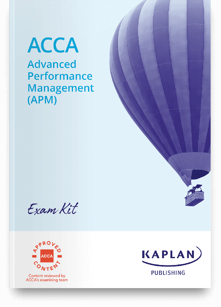 (eBook) Advanced Performance Management (APM) Exam Practice Kit