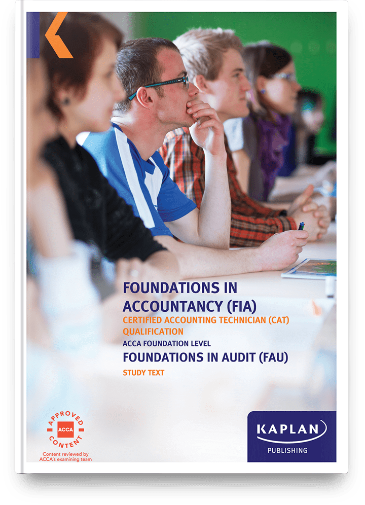 (eBook) Foundations Audit (FAU) Study Text 2021