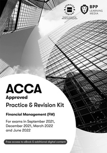 [9781509724024] Financial Management(FM) Practice & Revision Kit 2021