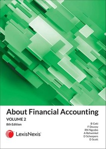 [9780639008677] About Financial Accounting Vol 2 (8th ed)