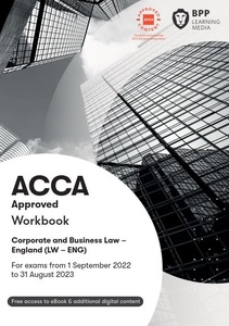 [9781509724031] Corporate and Business Law(LW) (ENG) Study Text
