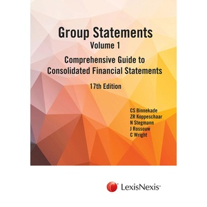 [9780409128482] Group Statements Volume 1