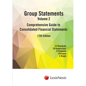 [9780409128505] Group Statements - Volume 2