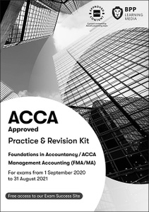 [ 9781509724130] Management Accounting FIA (MA/FMA) Practice & Revision Kit 2021