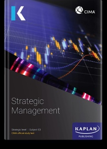 [9781787401952] CIMA Strategic Management (E3) Study Text 2021